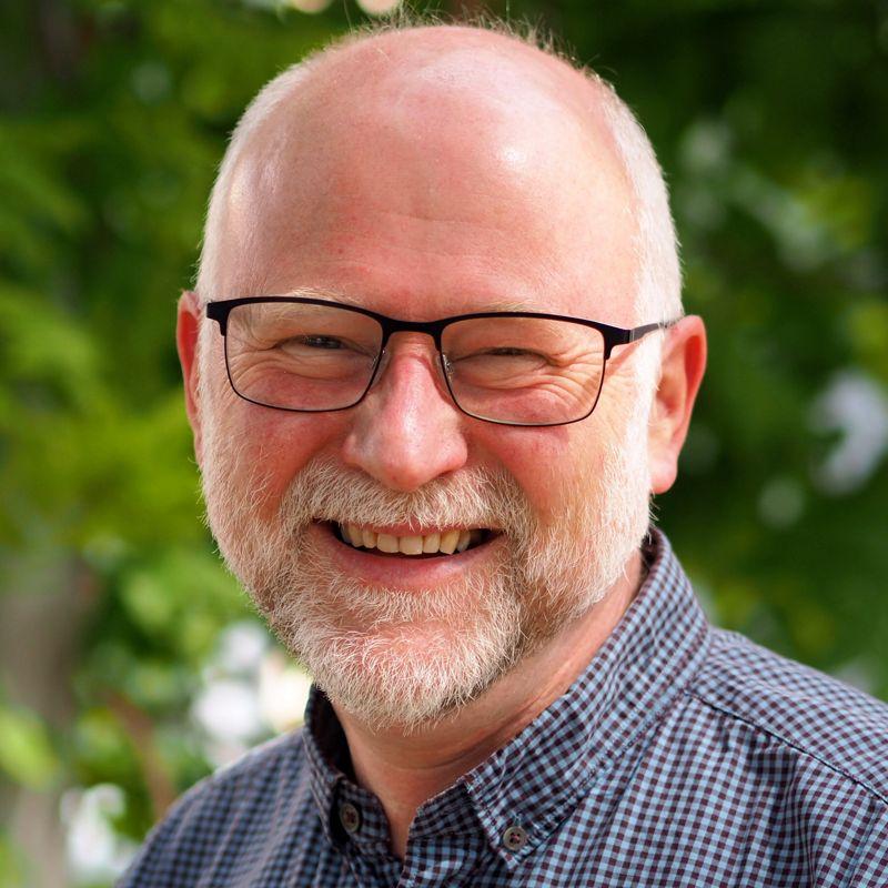 Bild von Pfarrer Andreas Nose